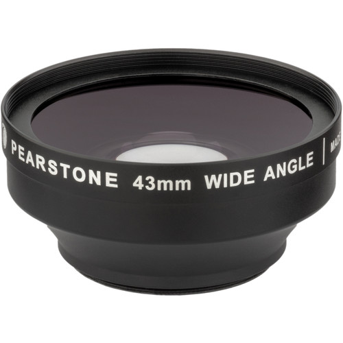Camcorder Add-on Lenses