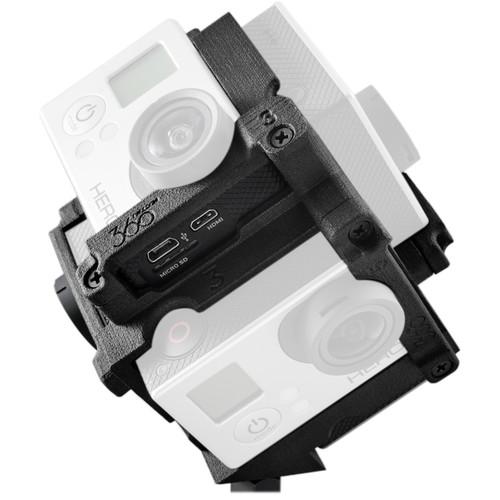 360 Multi-camera Holders
