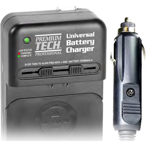Universal Batteries & Chargers