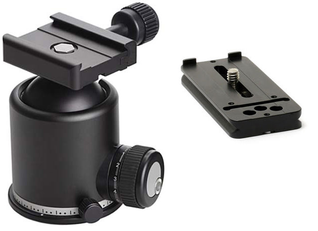 Tripod Head Accessories