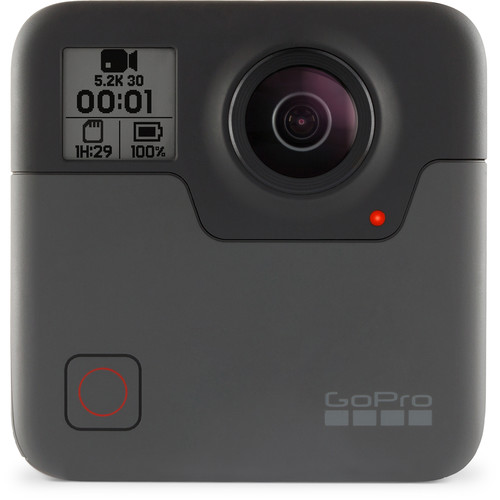 360 Video Cameras
