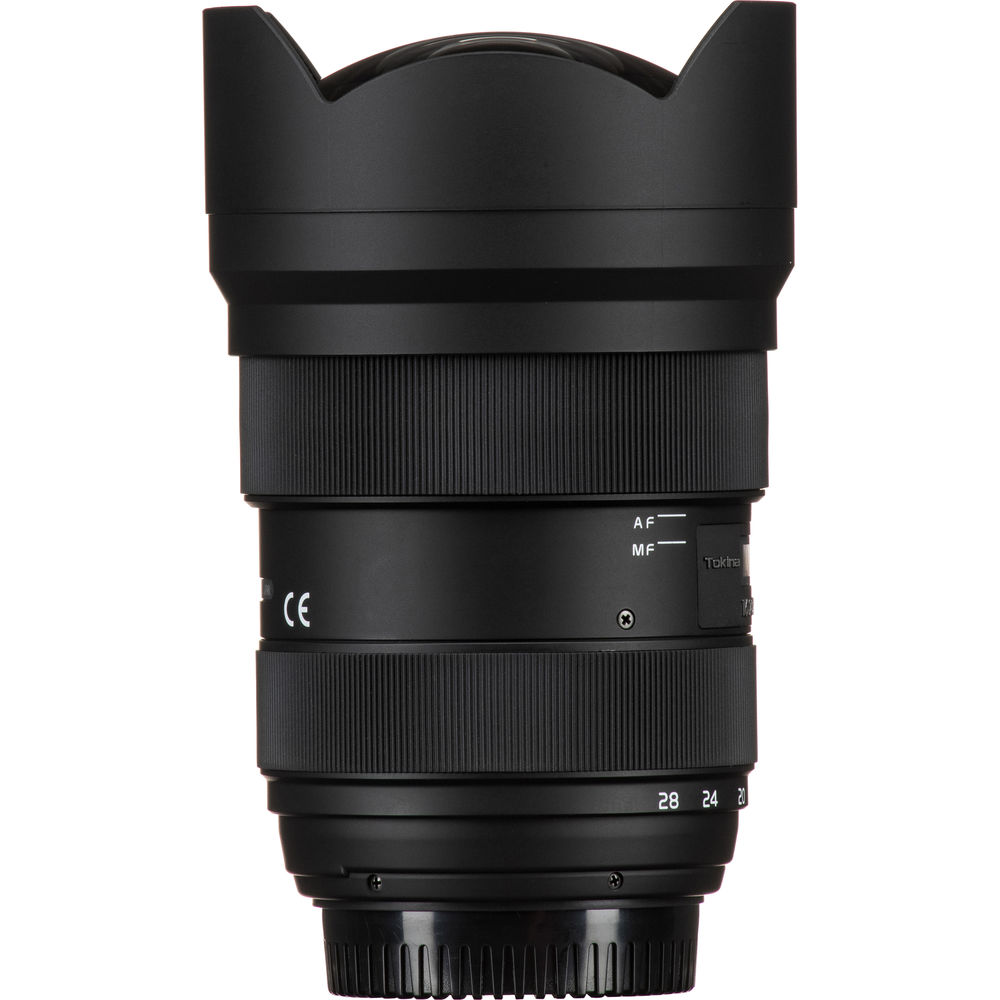Tokina opera 16-28mm f/2.8 FF Lens for Nikon F
