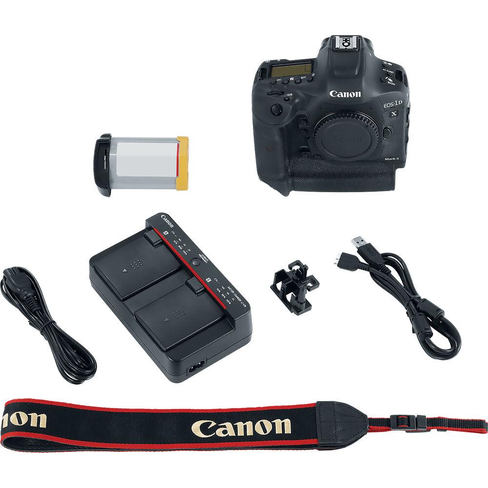 Canon EOS-1D X Mark II DSLR Camera (Body Only)