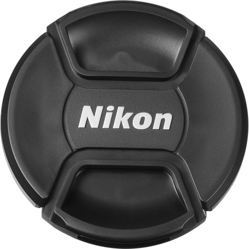 Nikon 95mm Snap-On Lens Cap