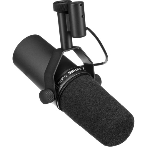 Voice Over Microphones