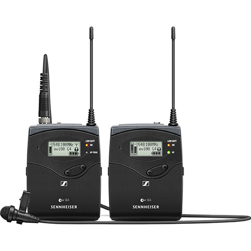 Microphones For Wireless