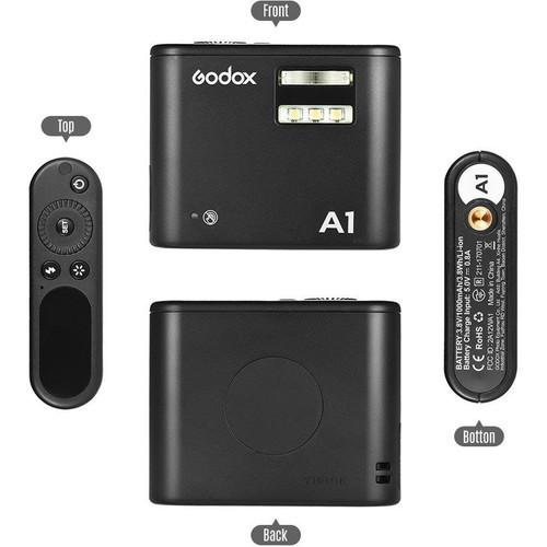Godox A1 Wireless Flash for IOS Smartphones