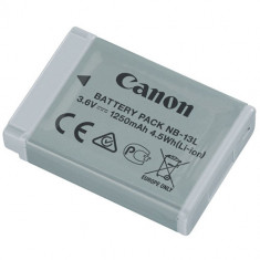 Canon NB-13L Lithium-Ion Battery Pack (3.6V, 1250mAh)