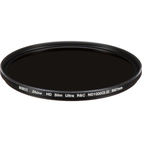 Sirui 67mm Nano MC ND 3.0 Filter (10-Stop)