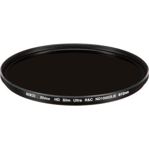 Sirui 72mm Nano MC ND 3.0 Filter (10-Stop)