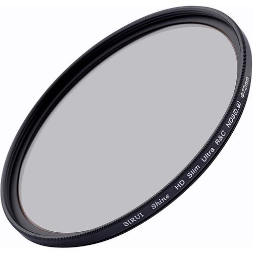 Sirui 72mm Nano MC ND 0.9 Filter (3-Stop)