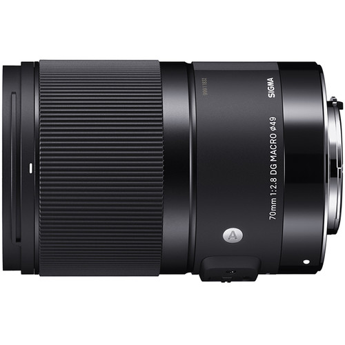 Sigma 70mm f/2.8 DG Macro Art Lens for Canon EF