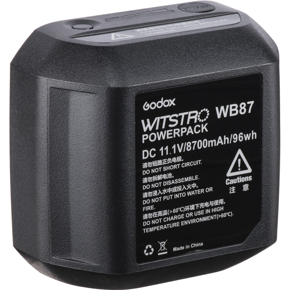 Godox WB87 Battery for AD600-Series Flash Heads