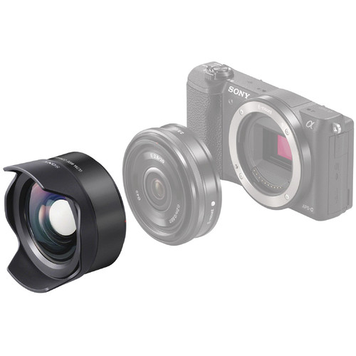 Sony Ultra Wide Converter For SEL16F28 and SEL20F28