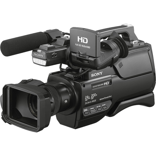 Shoulder Mount Camcorder