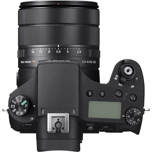 Sony Cyber-shot DSC-RX10 IV Digital Camera