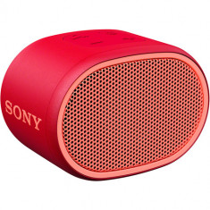 Sony SRS-XB01 EXTRA BASS Portable Bluetooth Speaker (Red)