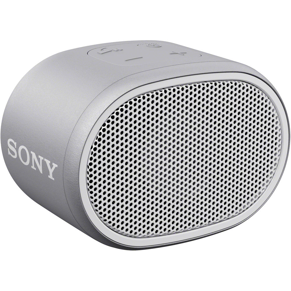 Sony SRS-XB01 EXTRA BASS Portable Bluetooth Speaker (White)