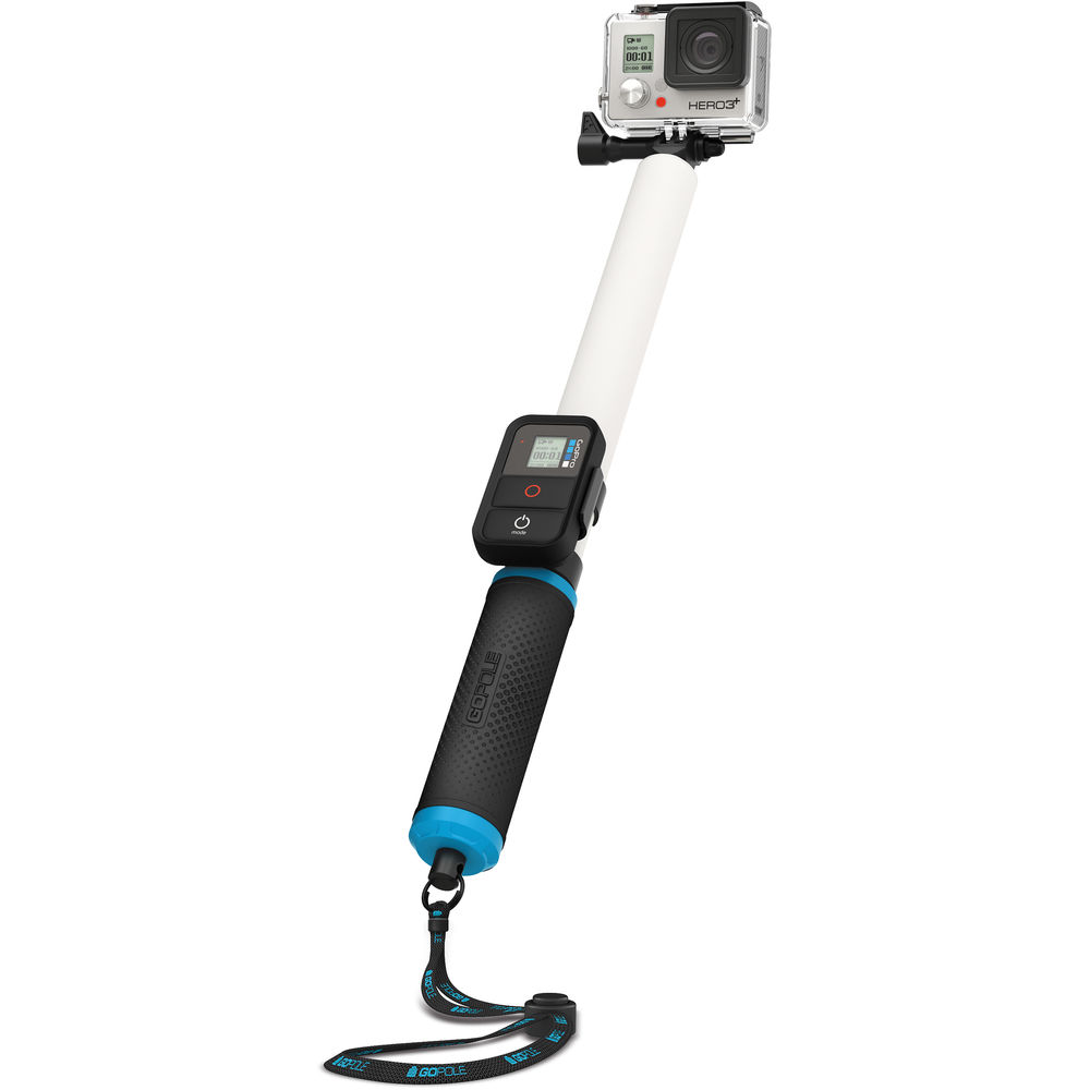 "GoPole Reach 14-40"" Extension Pole for GoPro HERO Cameras"