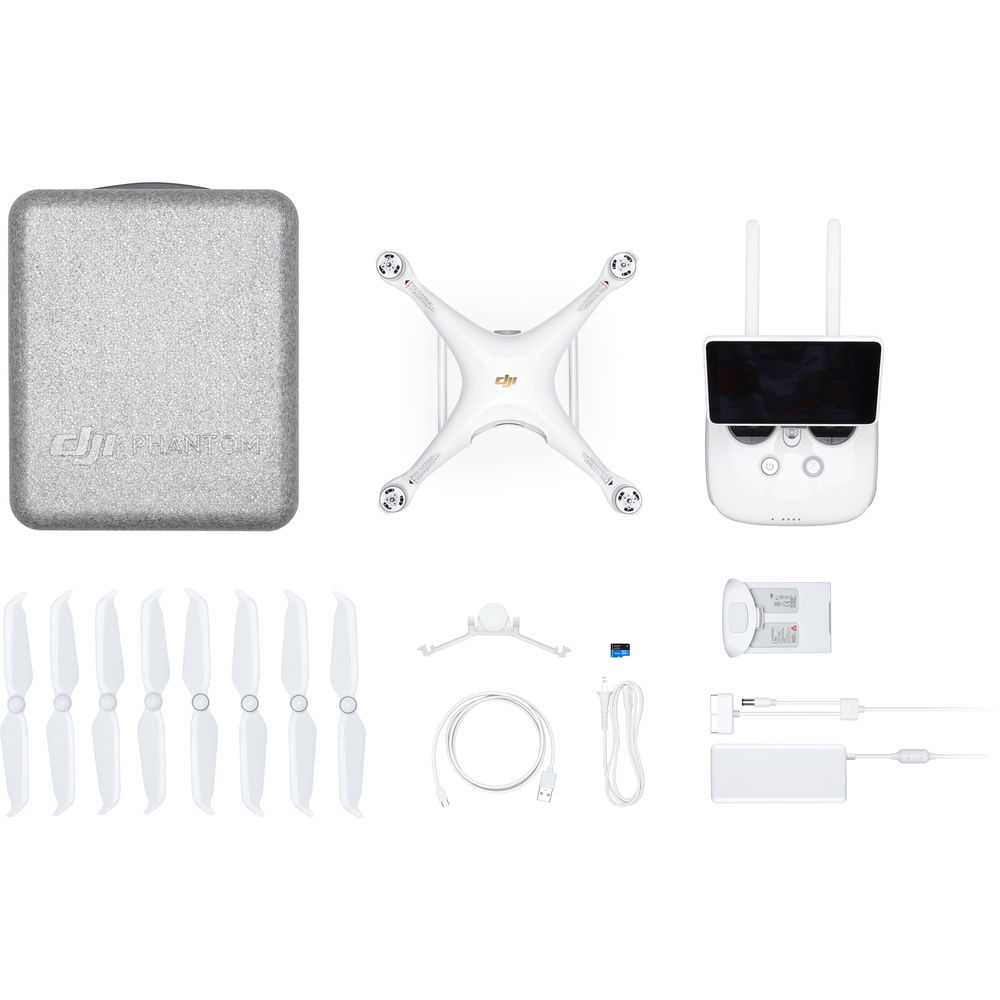 DJI Phantom 4 Pro+ Version 2.0 Quadcopter