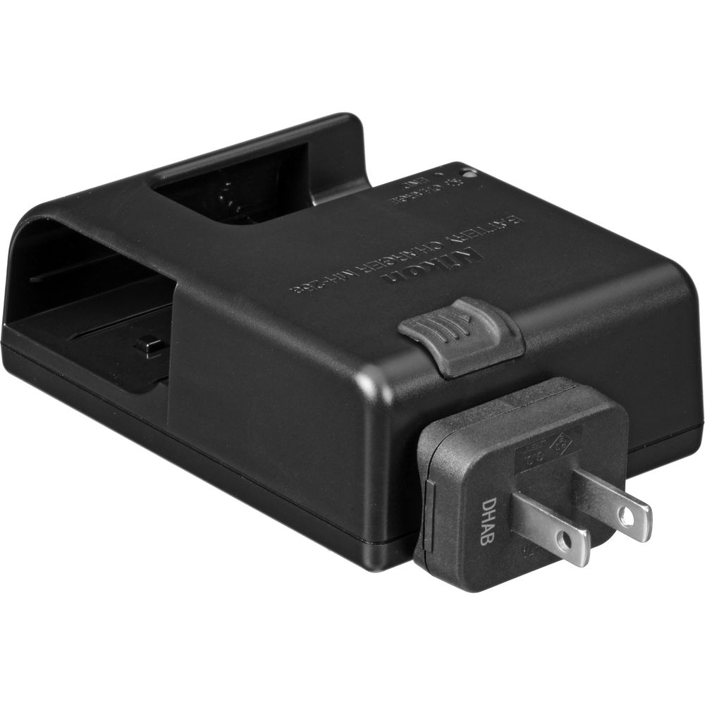 Nikon MH-25A Battery Charger for EN-EL15 Li-Ion Battery
