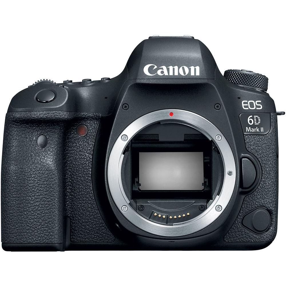 Canon EOS 6D Mark II DSLR Camera (Body Only)