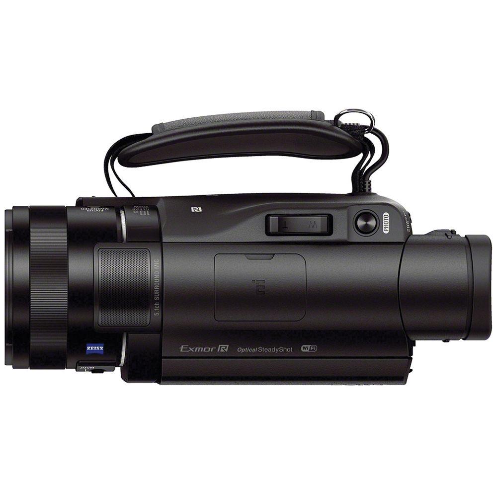 Sony FDR-AX100E 4K Ultra HD Camcorder (PAL)