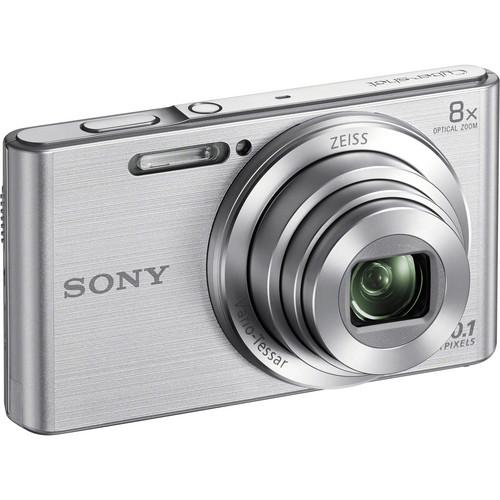 Sony DSC-W830 Digital Camera (Silver)