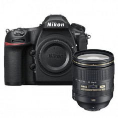 Nikon D850 DSLR Camera with NIKKOR 24-120mm f/4G
