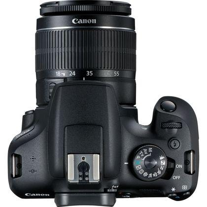 Canon EOS 2000D DSLR Camera (Body Only)