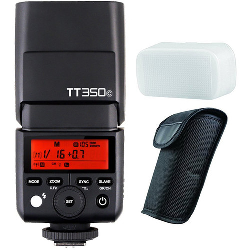 Godox TT350C Mini Thinklite TTL Flash for Canon Cameras