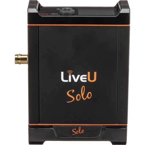 LiveU Solo SDI/HDMI Video/Audio Encoder