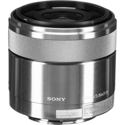 Sony E 30mm f/3.5 Macro Lens