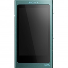 Sony 16GB NW-A35 Walkman Digital Music Player (Viridian Blue)