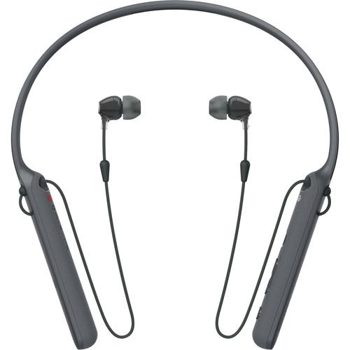 Sony WI-C400 Wireless Headphones (Black)