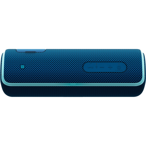 Sony SRS-XB21 Portable Wireless Bluetooth Speaker (Blue)