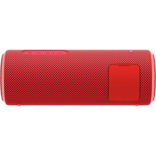 Sony SRS-XB21 Portable Wireless Bluetooth Speaker (Red)
