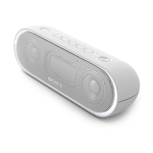 Sony SRS-XB20 Bluetooth Speaker (White)