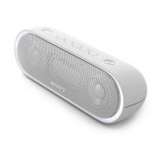 Sony SRS-XB20 Bluetooth Speaker (White)