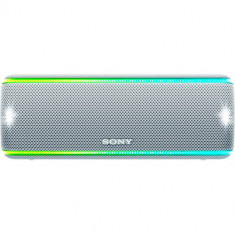 Sony SRS-XB31 Portable Wireless Bluetooth Speaker (White)