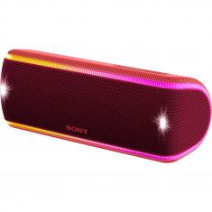 Sony SRS-XB31 Portable Wireless Bluetooth Speaker (Red)