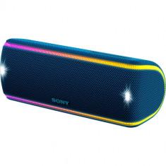 Sony SRS-XB31 Portable Wireless Bluetooth Speaker (Blue)