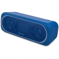 Sony SRS-XB40 Bluetooth Speaker (Blue)