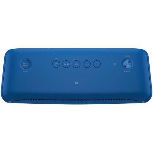 Sony SRS-XB40 Bluetooth Speaker (Blue)