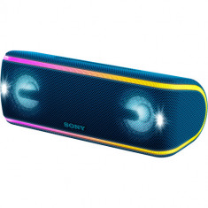 Sony SRS-XB41 Portable Wireless Bluetooth Speaker (Blue)