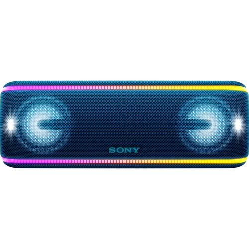 Sony SRS-XB41 Portable Wireless Bluetooth Speaker (Blue)