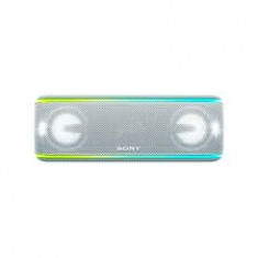 Sony SRS-XB41 Portable Wireless Bluetooth Speaker (White)