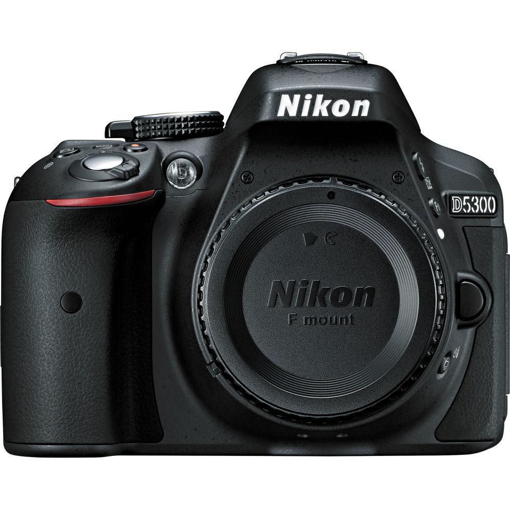 Nikon D5300 DSLR Camera (Body Only)