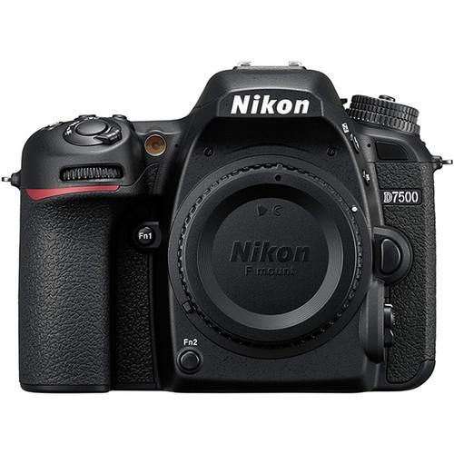 Nikon D7500 DSLR Camera (Body Only)