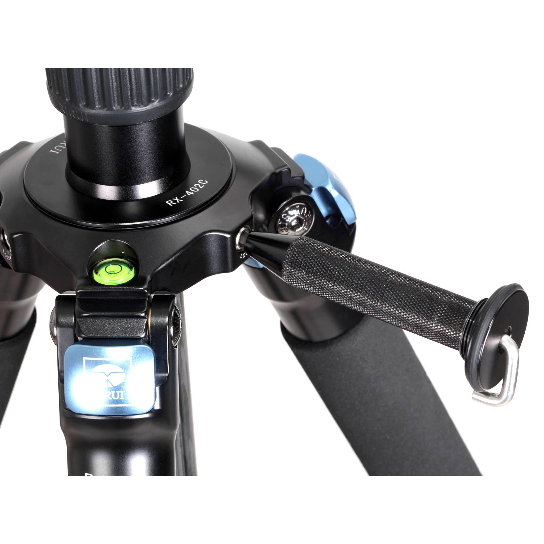 Sirui Pro Tripod R-3213X Carbon Fiber Professional Tripod